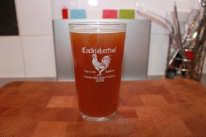 Homebrew Triple from Brewferm