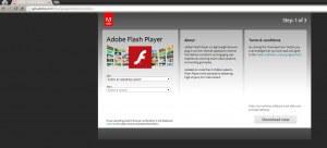 Real Adobe Flash player download
